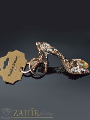 Ключодържател дамска обувка