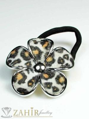 Ластик с леопардово цвете - LK1062