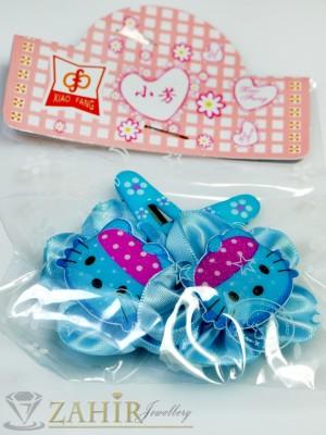 Комплект цветни детски фиби - DF1006