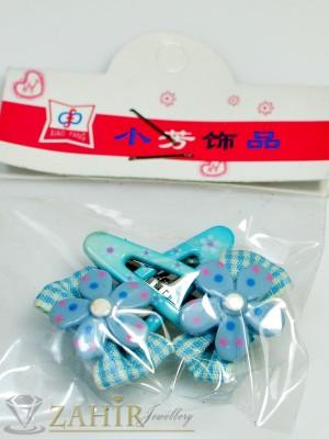 Комплект цветни детски фиби - DF1022