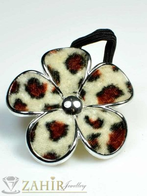 Ластик с леопардово цвете - LK1061