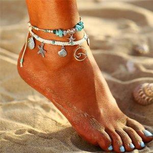 НОВО- летни модели гривни за крак на цени от 9 до 29 лв, виж на zahir.bg . . .  #jewellery #jewelry #fashion #earrings #accessories #necklace #handmade #gold #love #silver #style #jewels #ring #rings #jewelrydesigner #diamond #handmadejewelry #jewelrydesign #diamonds #indianjewellery #wedding #bracelet #luxury #jewellerydesign #instajewelry #бижута #beautiful #jewelryaddict #гривни